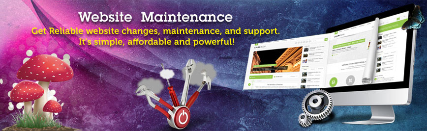 website-maintance
